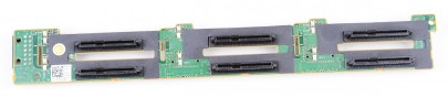 "Dell PowerEdge R610 6x 2.5"" SAS / SATA Backplane 0KHP6H / KHP6H"