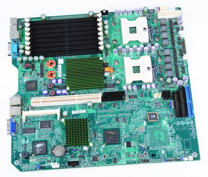 SuperMicro X6DHR-EG2 Mainboard Server Board dual Intel Socket 604 - PCI-E - SATA