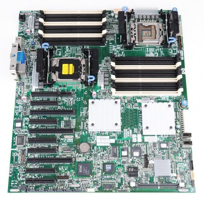 HP Server Mainboard / System Board für Proliant ML370 G6 / DL370 G6  606200-001