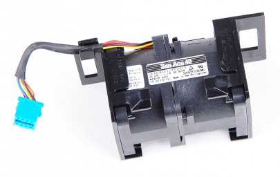 DELL Lüfter-Einheit / Fan Unit PowerEdge R410 R610 0WP838 / WP838