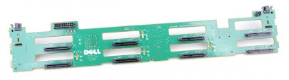 "DELL PowerEdge R510 8x 3.5"" SAS/SATA Backplane - 0X836M / X836M"
