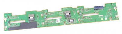 "DELL PowerEdge R710 6x 3.5"" SAS/SATA Backplane - 0W814D / W814D"