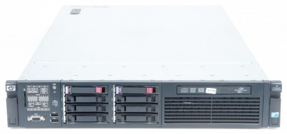 HP ProLiant DL380 G6 Server 2x Xeon L5640 Six Core 2.26 GHz, 16 GB RAM, 2x 146 GB SAS