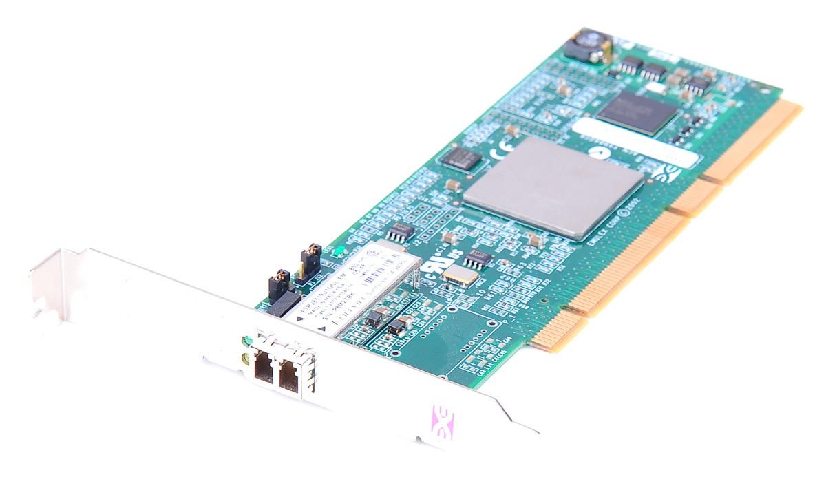 Emulex LP10000-E 2 Gbit/s HBA FC1020055-05A PCI-X