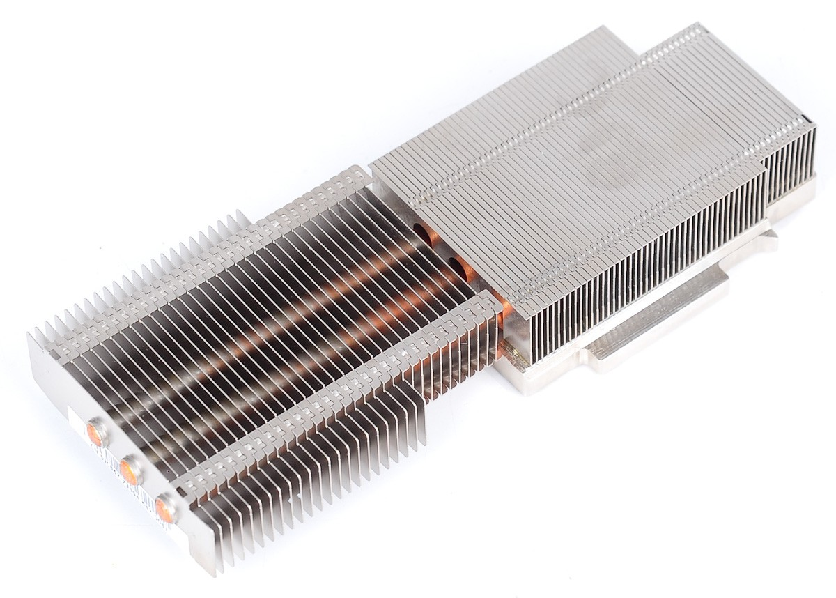 Computer Heat Sink : Dell cpu heatsink kühlkörper poweredge jc