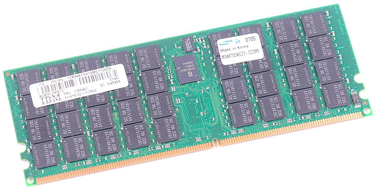 IBM 4 GB RAM Modul für pSeries 9117-570 DDR2 12R8467