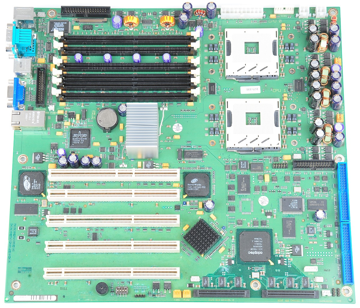 FSC Server Mainboard / System Board Primergy TX200 D1419-A12