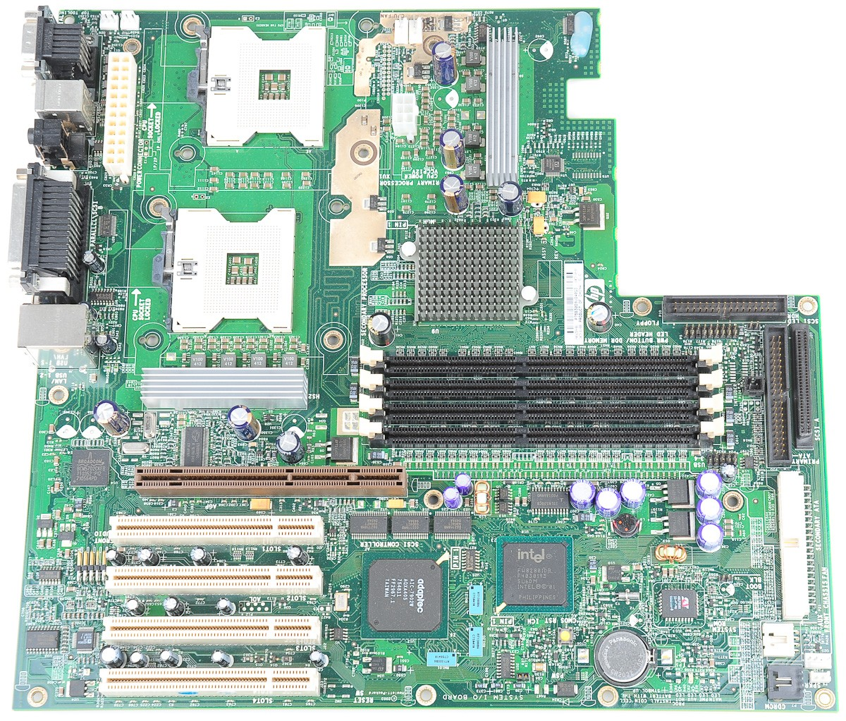 HP xw6000 Series