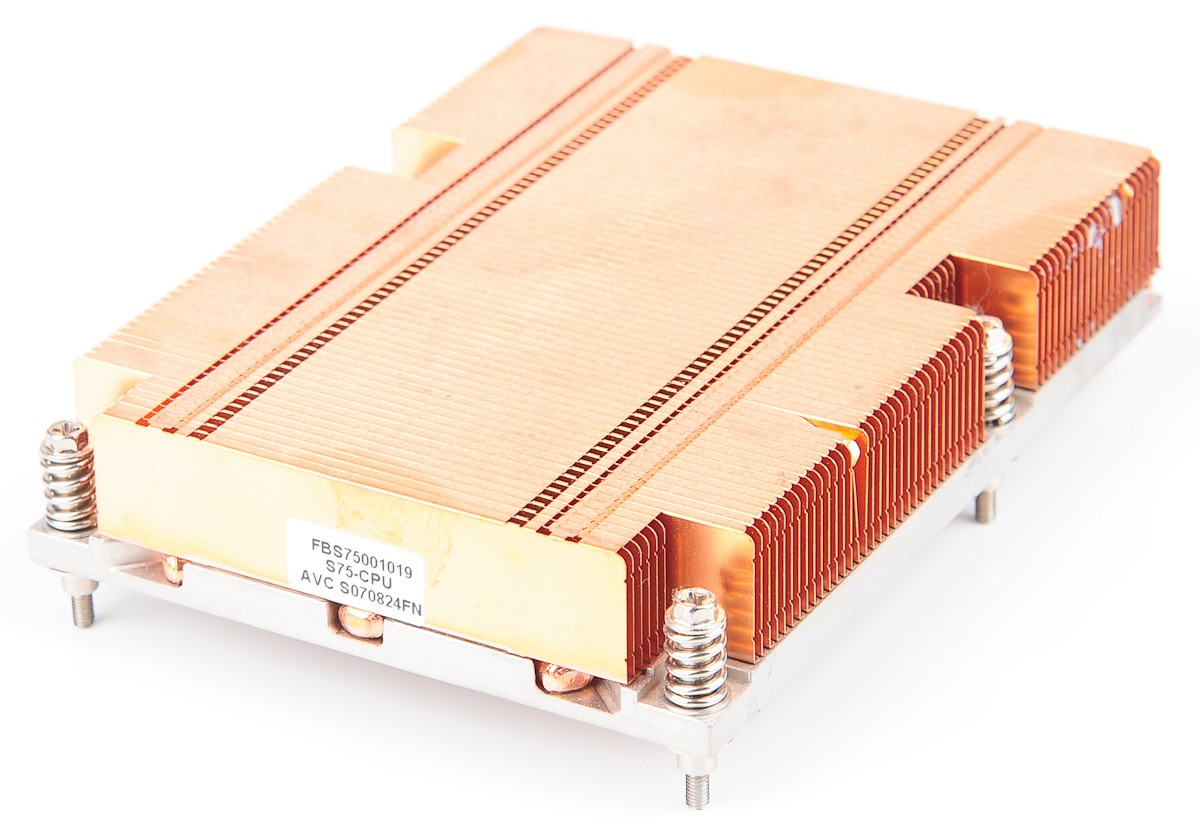 Fujitsu-Siemens CPU-Kühler Primergy BX620 S3 / S4 A3C40071303