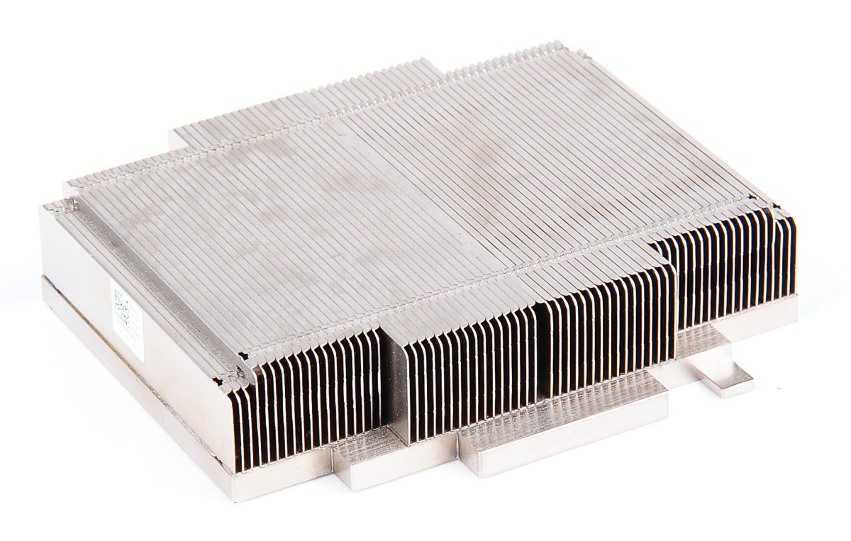 Computer Heat Sink : Dell cpu kühler heatsink poweredge r tr