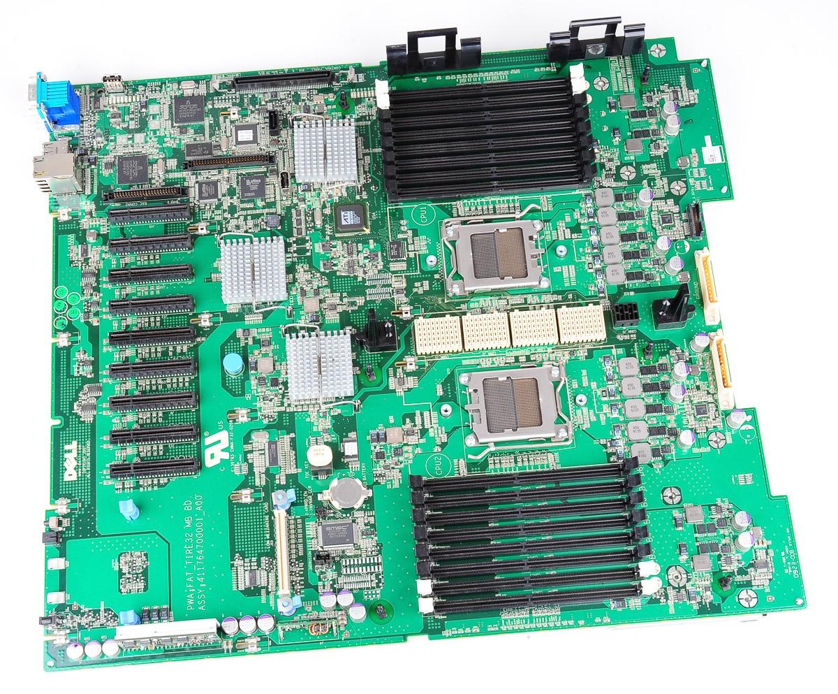 Dell Poweredge R905 Motherboard System Board 0k552t K552t