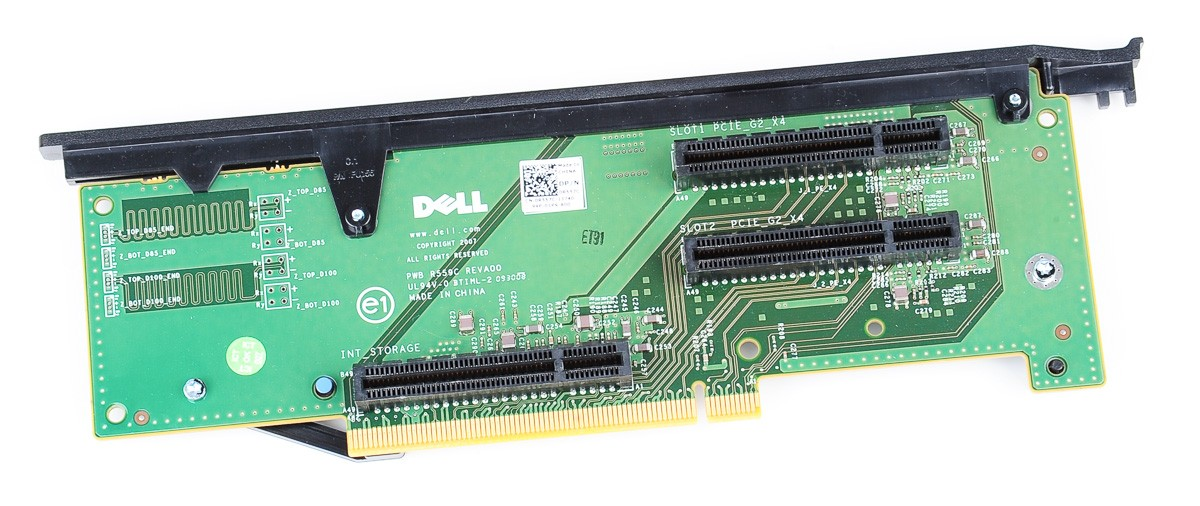 PowerEdge R710 PCI-E Riser Board Card - 0R557C / R557C