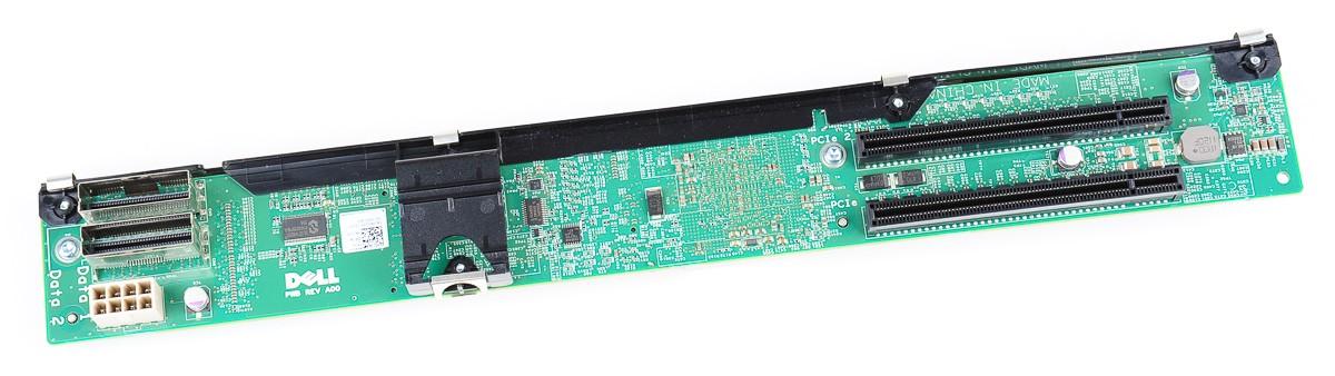 PowerEdge M610x Sideplane PCI-E Riser Card 2x PCI-E x16 Slots - 0MCG36 / MCG36
